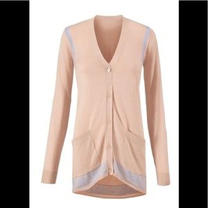 Cabi Lucy Pink Cardigan Size Small Style 5288